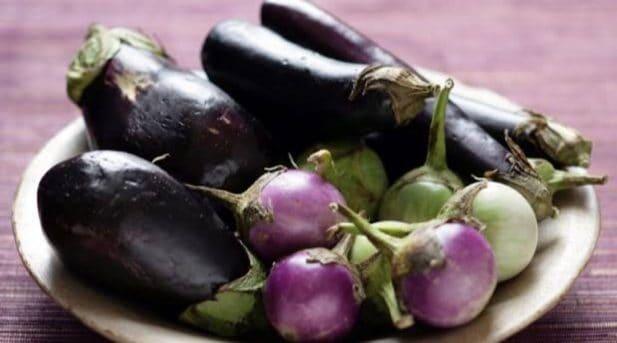 How to salt an eggplant…