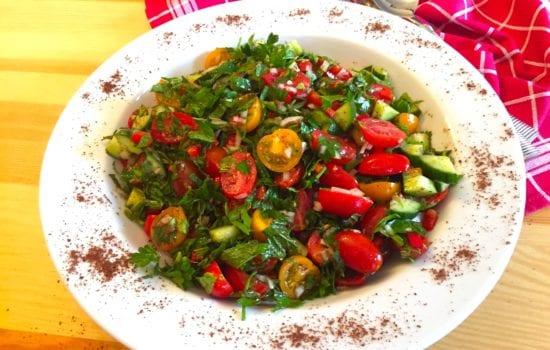 Sumac Salad
