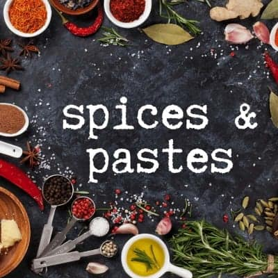 spices & pastes