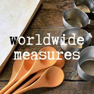 worldwide measures