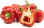 red-capsicums