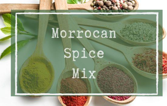 Morrocan Spice Mix
