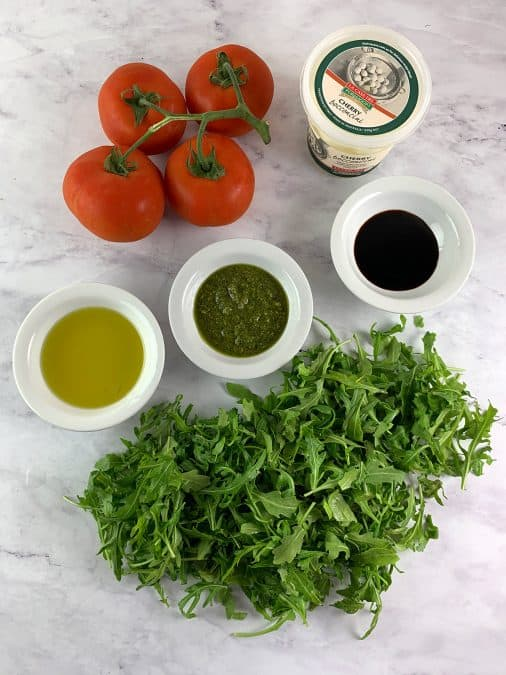 INGREDIENTS-FOR-TOMATO-MOZZARELLA-SALAD-WITH-STICKY-BALSAMIC