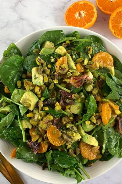 SPINACH-MANDARIN-ORANGE-SALAD-WITH-STAR-ANISE