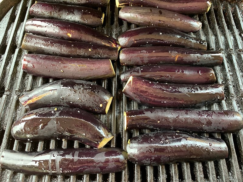 07-PLACING-JAPANESE-EGGPLANT-FACE-DOWN-ON-THE-GRILL