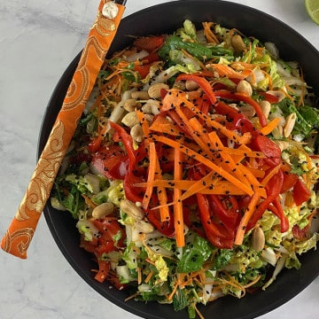 TASTY THAI-ASIAN-SLAW
