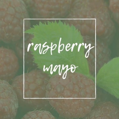 TITLE PAGE FOR RASPBERRY MAYO