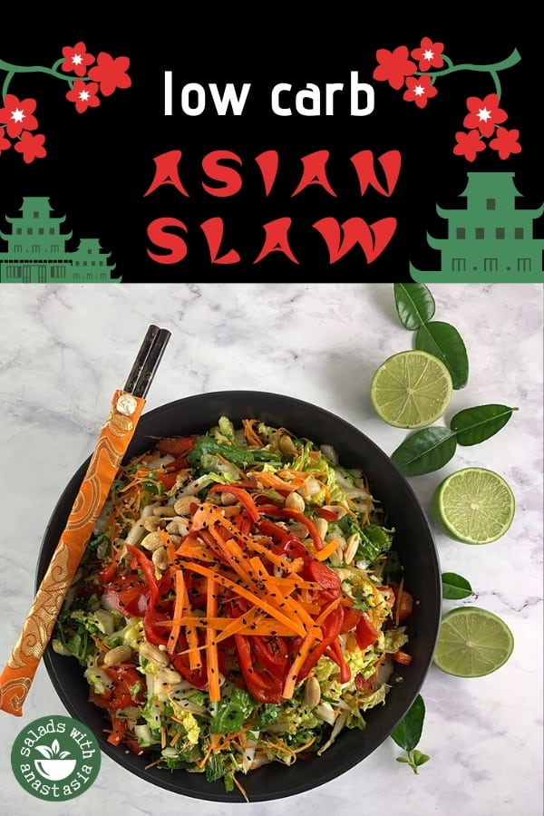THAI ASIAN SLAW