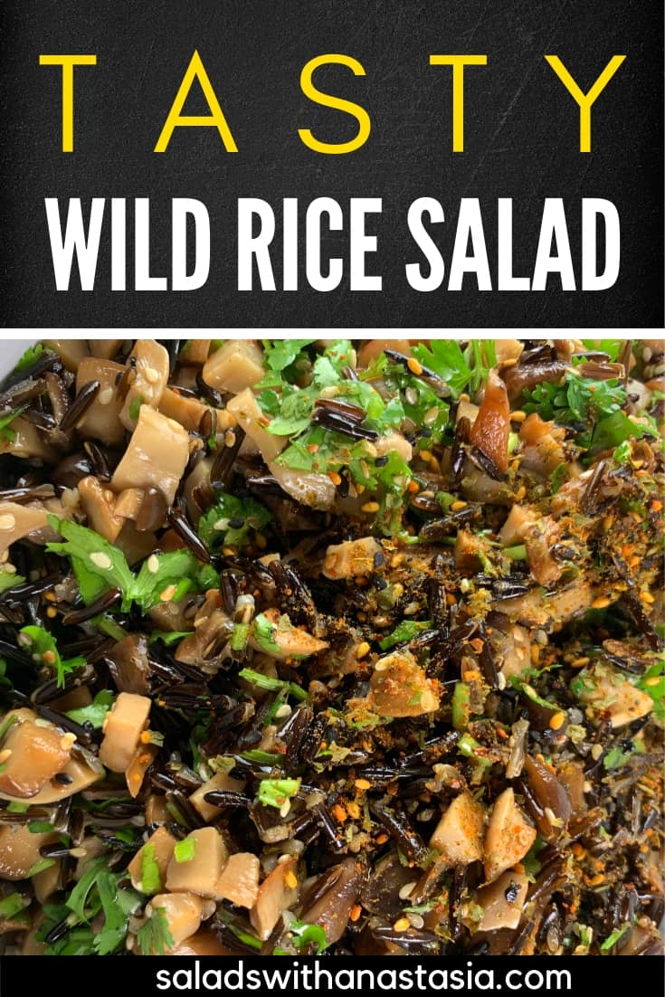 WILD RICE SALAD PINTEREST