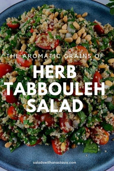HERB TABBOULEH SALAD