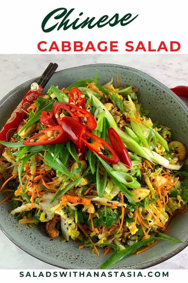 A Seedy Chinese Cabbage Salad Salads With Anastasia