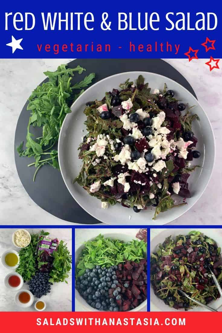 RED WHITE AND BLUE SALAD WITH TEXT OVERLAY