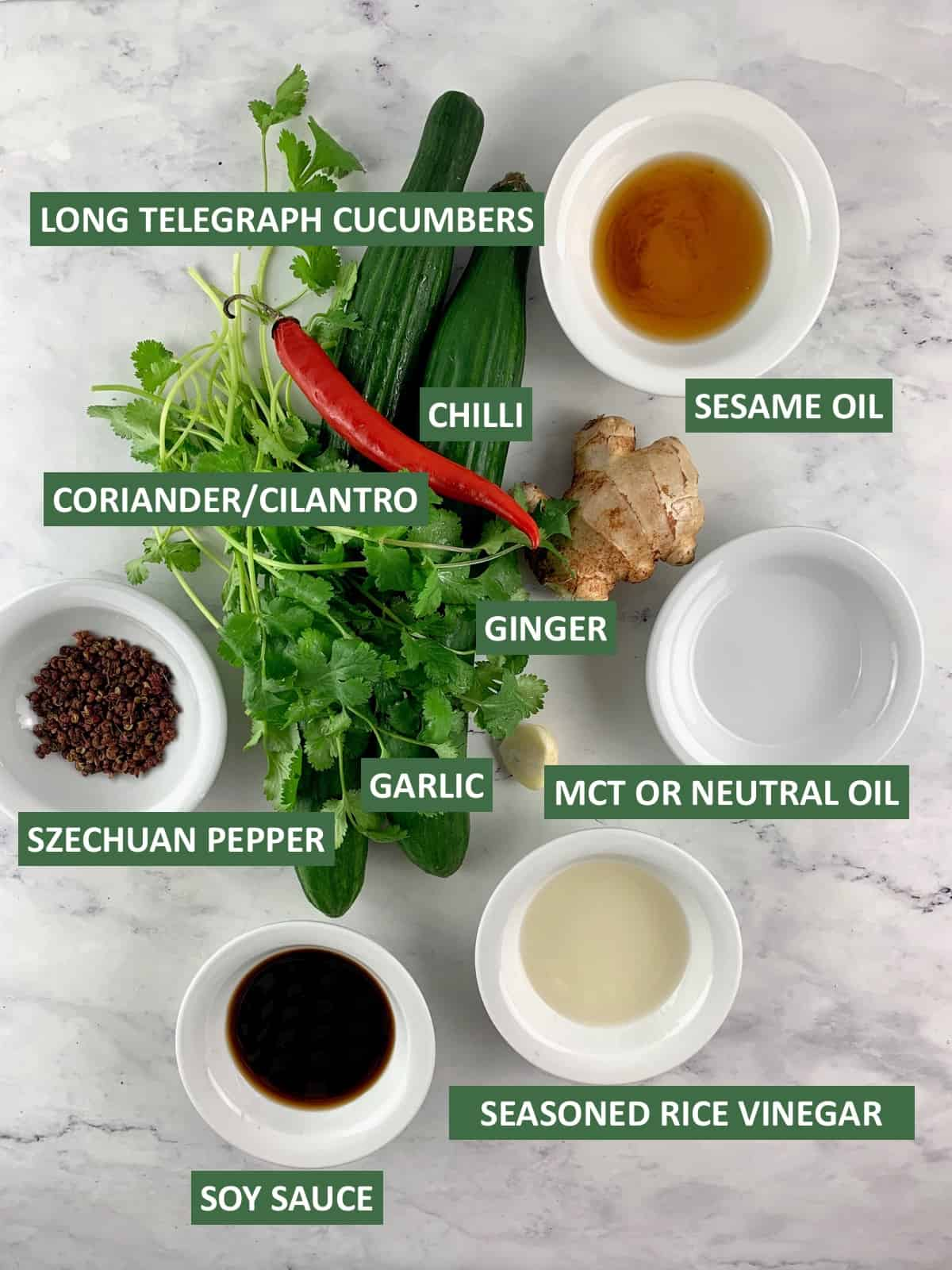 PAI HUNAG GUA INGREDIENTS WITH TEXT
